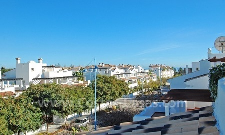 Beachside penthouse for sale in Marbella 4