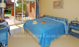 Luxury ground floor apartment for sale beachside in Nueva Andalucia, Puerto Banus - Marbella 6