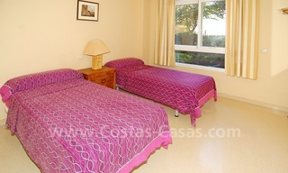 Luxury ground floor apartment for sale beachside in Nueva Andalucia, Puerto Banus - Marbella 7