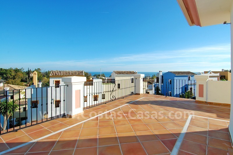 Exclusive apartment for sale on the Golden Mile near Puerto Banus 0