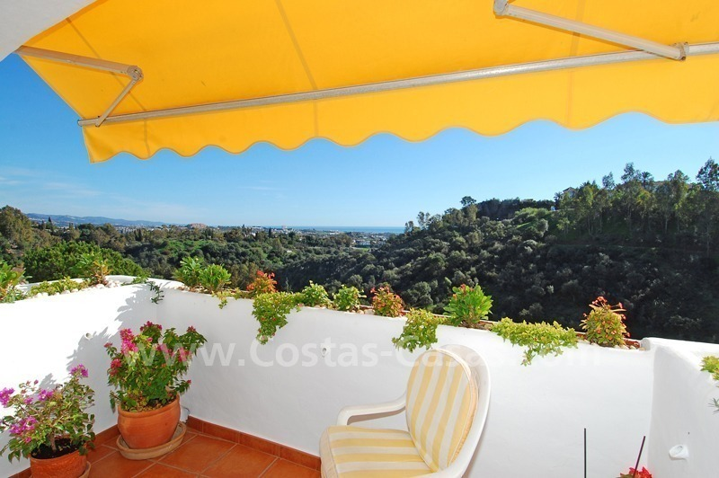 Bargain apartment for sale in Benahavis – Marbella