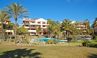 Beachfront luxury apartment for sale at the New Golden Mile between Puerto Banus - Marbella and the centre of Estepona 20