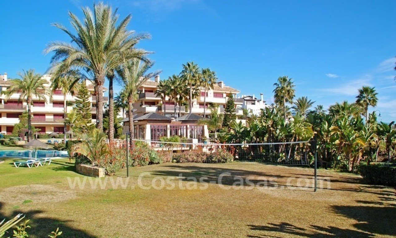 Beachfront luxury apartment for sale at the New Golden Mile between Puerto Banus - Marbella and the centre of Estepona 21