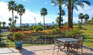Beachfront luxury apartment for sale at the New Golden Mile between Puerto Banus - Marbella and the centre of Estepona 22