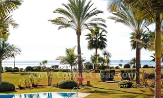 Beachfront luxury apartment for sale at the New Golden Mile between Puerto Banus - Marbella and the centre of Estepona 6