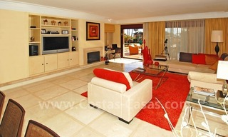 Beachfront luxury apartment for sale at the New Golden Mile between Puerto Banus - Marbella and the centre of Estepona 8
