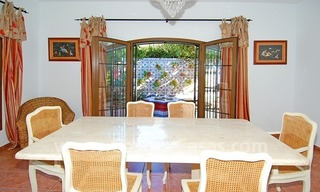 Villa for sale in Marbella with possibility to built a small hotel or B&B 14