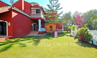 Villa for sale in Marbella with possibility to built a small hotel or B&B 3