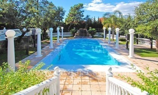 Villa for sale in Marbella with possibility to built a small hotel or B&B 4