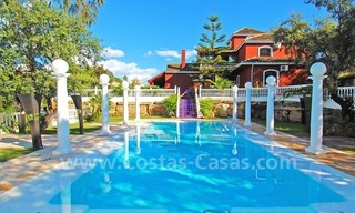 Villa for sale in Marbella with possibility to built a small hotel or B&B 5