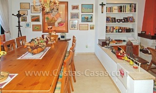 Beachside townhouse close to the beach for sale in Marbella 7