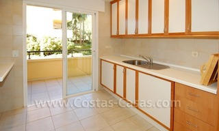 Front line golf apartment for sale in East Marbella 12