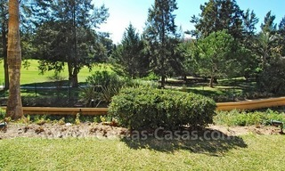 Front line golf apartment for sale in East Marbella 2