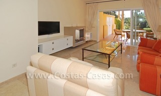 Front line golf apartment for sale in East Marbella 7