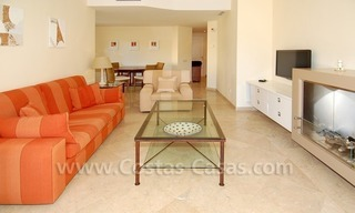 Front line golf apartment for sale in East Marbella 9