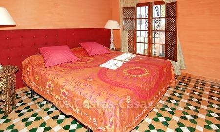 Andalusian Moorish Living Rooms