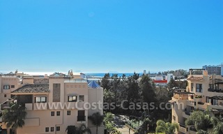 Luxury beachside penthouse apartment for sale, New Golden Mile, Marbella - Estepona 4