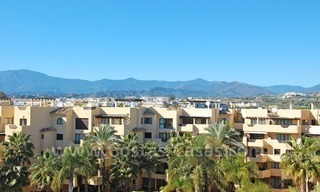 Luxury beachside penthouse apartment for sale, New Golden Mile, Marbella - Estepona 6