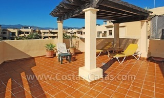 Luxury beachside penthouse apartment for sale, New Golden Mile, Marbella - Estepona 10