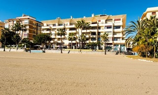Penthouse apartments for sale next to each other, beachfront in Estepona centre 16