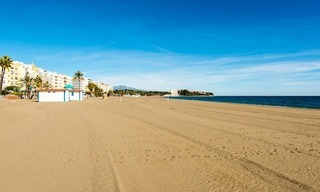 Penthouse apartments for sale next to each other, beachfront in Estepona centre 18