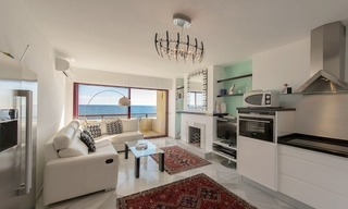 Penthouse apartments for sale next to each other, beachfront in Estepona centre 8