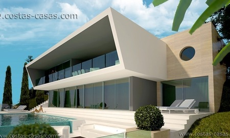 Bargain! New modern contemporary luxury villa for sale, Marbella – Estepona, Costa del Sol