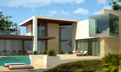 Bargain! Modern newly built luxury villa for sale, Marbella – Estepona