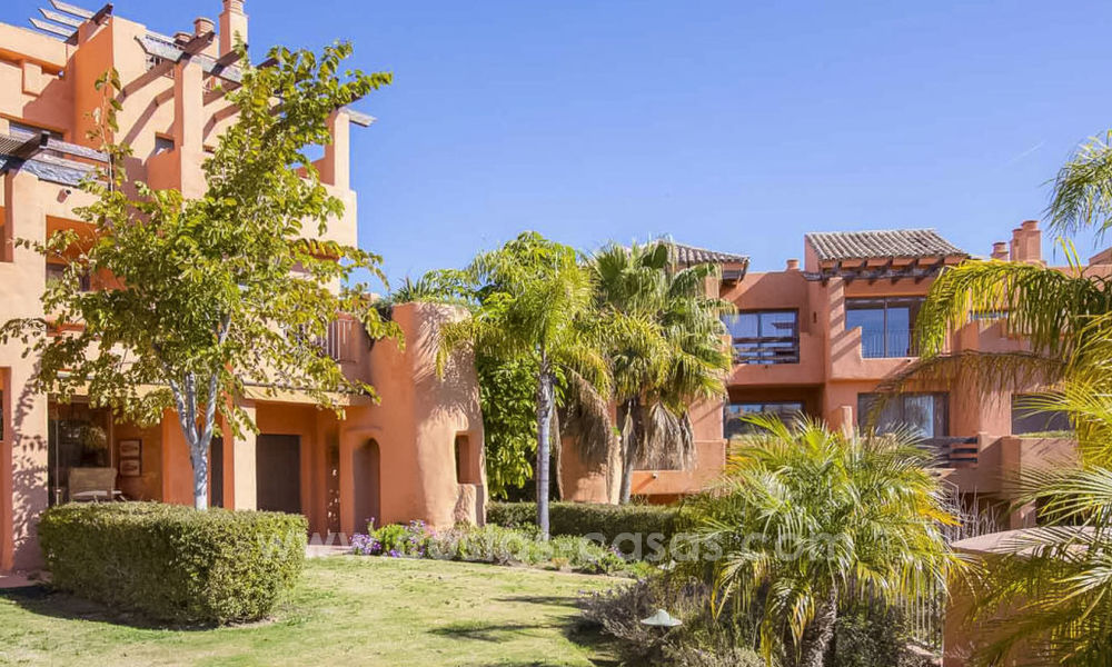 Cheap apartments for sale on the New Golden Mile, Marbella - Estepona 20155