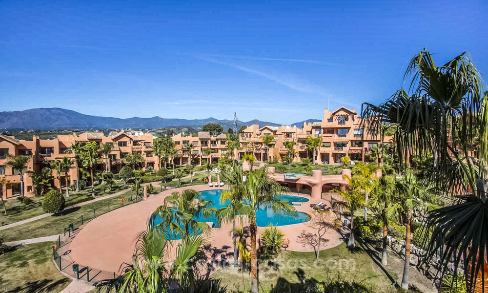 Cheap apartments for sale on the New Golden Mile, Marbella - Estepona 20162