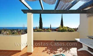 Townhouse for sale on the Golden Mile in Marbella 0