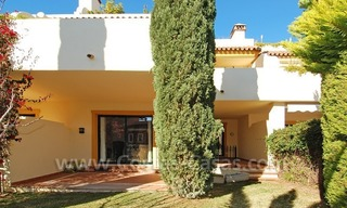Townhouse for sale on the Golden Mile in Marbella 6