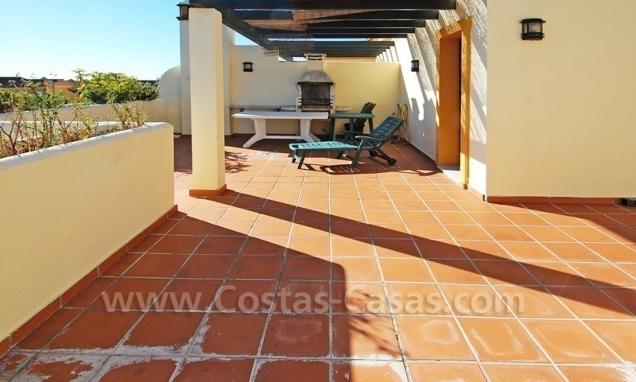 Townhouse for sale on the Golden Mile in Marbella 2