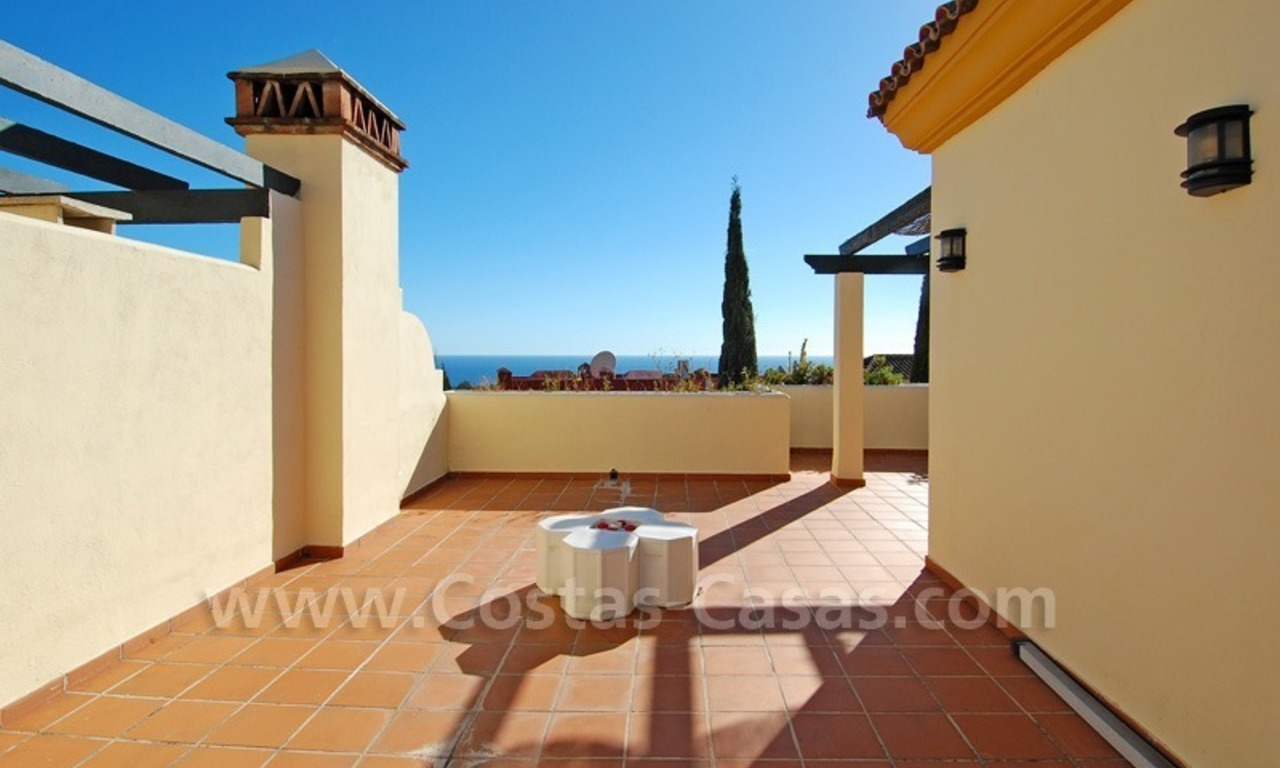 Townhouse for sale on the Golden Mile in Marbella 3