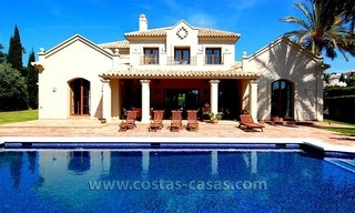Distressed Sale! Andalusian Styled Villa for Sale in Estepona – Marbella 0