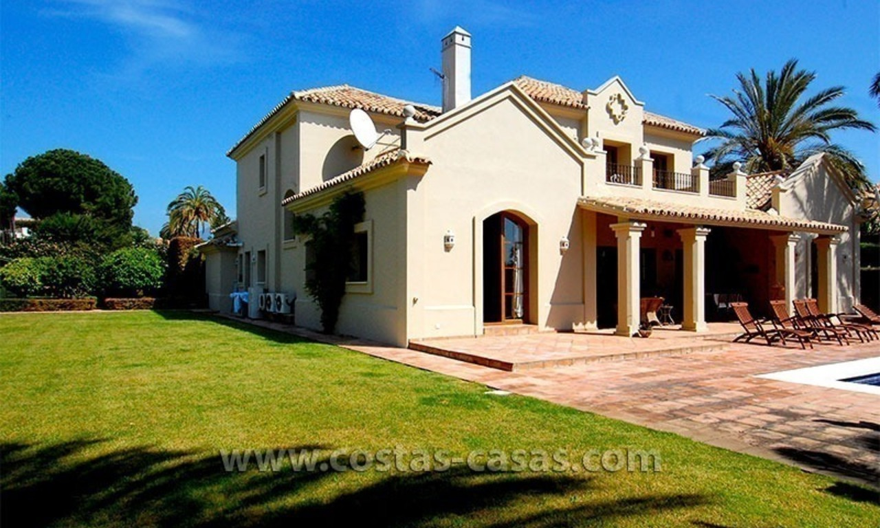 Distressed Sale! Andalusian Styled Villa for Sale in Estepona – Marbella 1