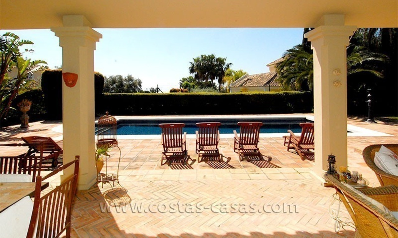 Distressed Sale! Andalusian Styled Villa for Sale in Estepona – Marbella 5