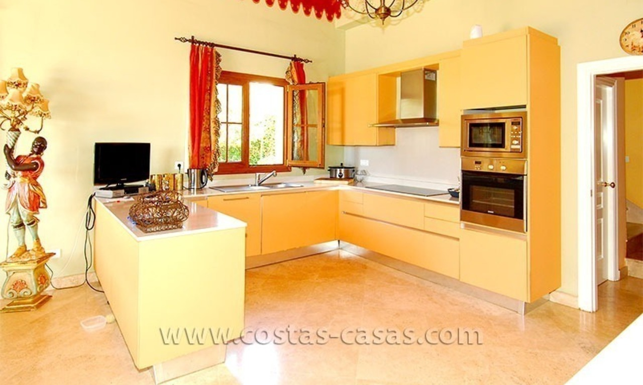 Distressed Sale! Andalusian Styled Villa for Sale in Estepona – Marbella 14