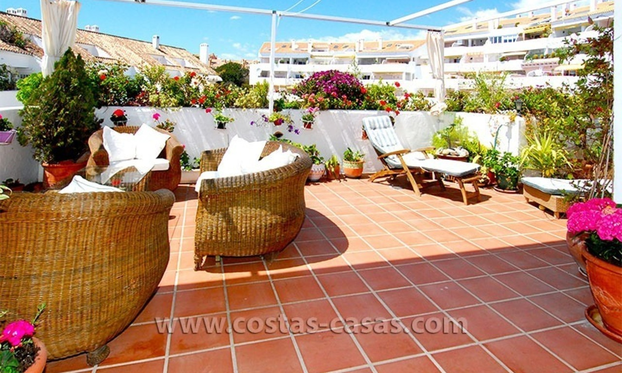 Apartment for sale in Nueva Andalucia, Marbella 1