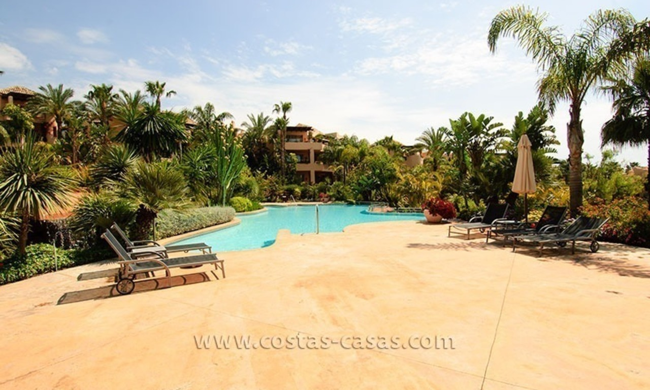 Exclusive Luxury Apartment for Sale on the Golden Mile in Marbella 18
