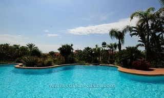 Exclusive Luxury Apartment for Sale on the Golden Mile in Marbella 20