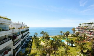 Exclusive apartment for sale on the Golden Mile, Puerto Banus 0