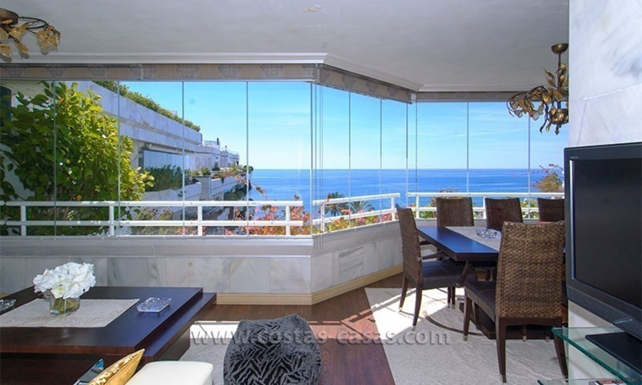 Exclusive apartment for sale on the Golden Mile, Puerto Banus 3