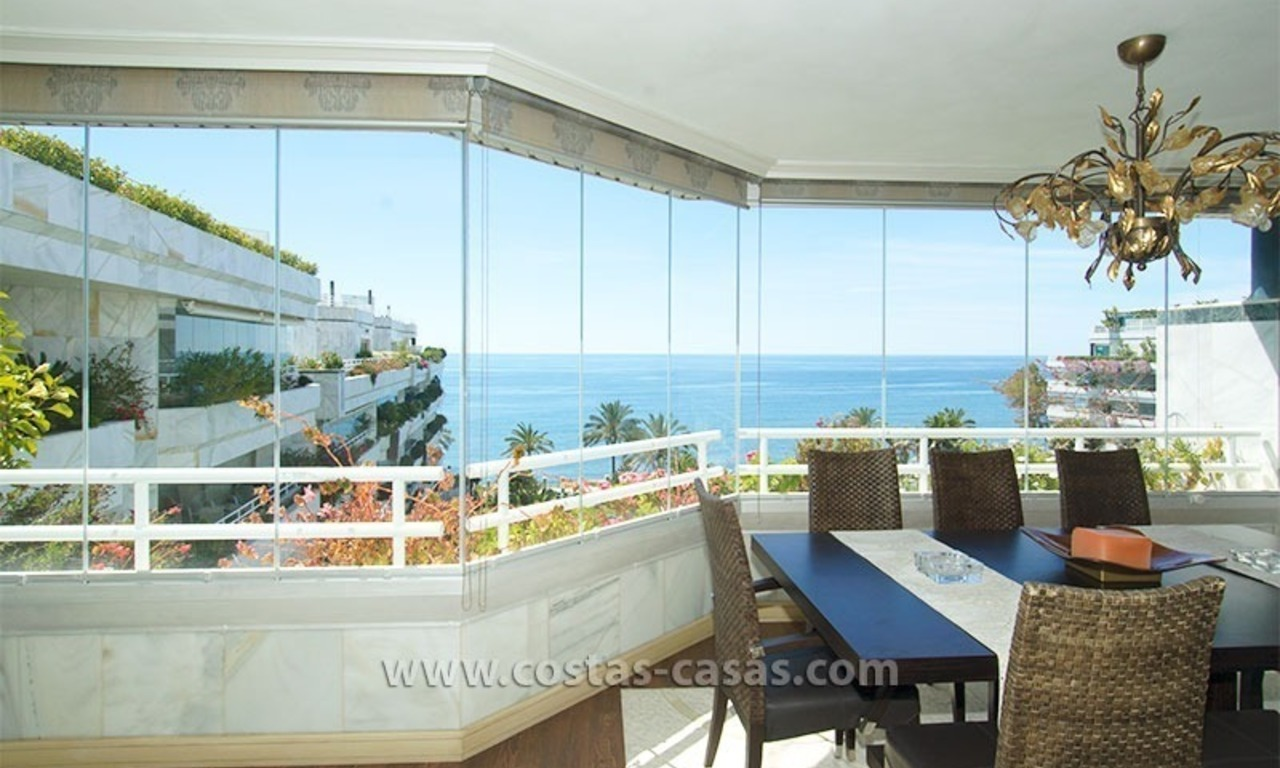 Exclusive apartment for sale on the Golden Mile, Puerto Banus 4
