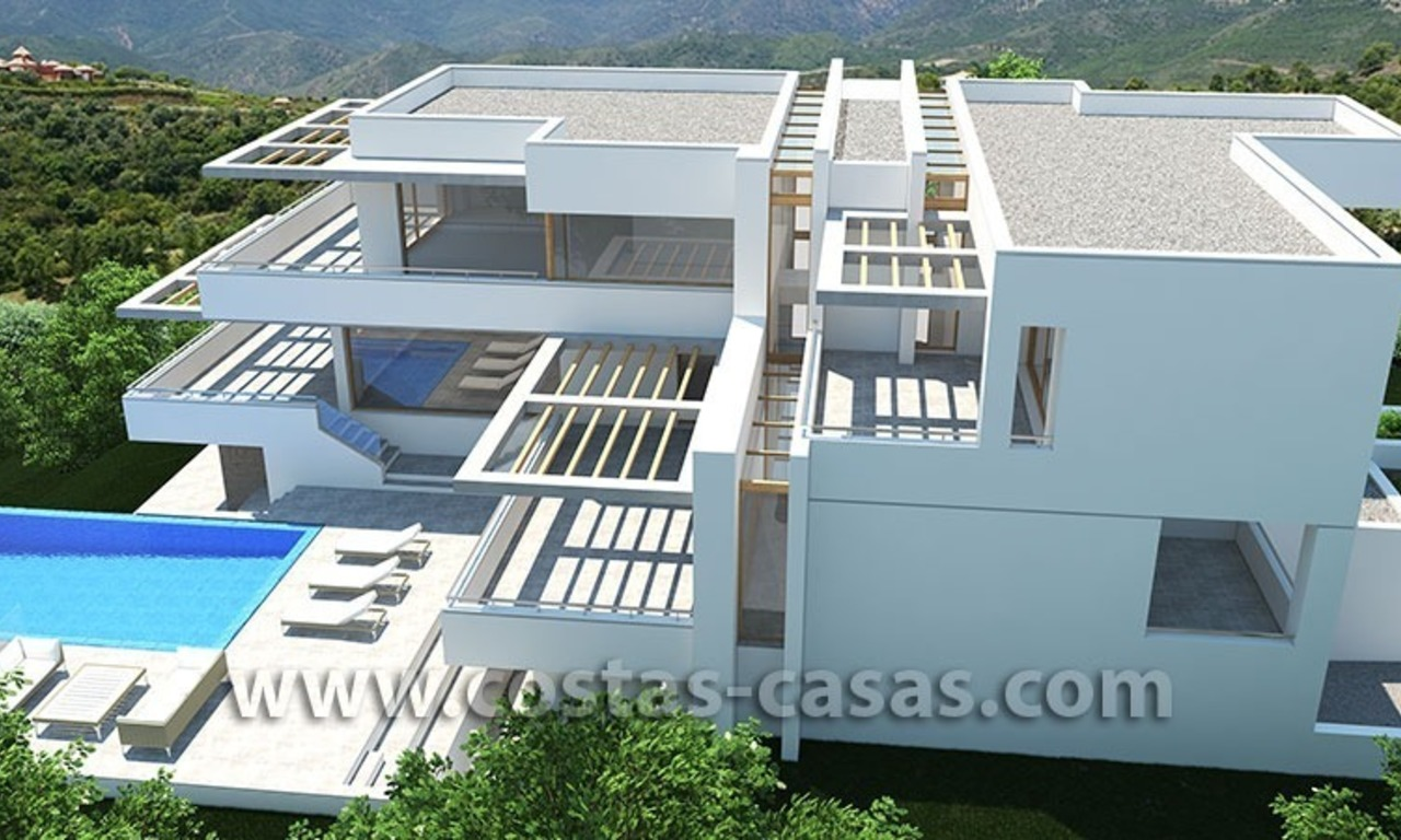 For Sale First Line Building Plot at Golf Resort in Marbella – Benahavis 2