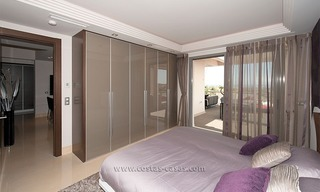 For Rent: New, Contemporary-style luxury vacation penthouse in Marbella-Benahavís, Costa del Sol 17
