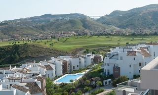 For Rent: New, Contemporary-style luxury vacation penthouse in Marbella-Benahavís, Costa del Sol 4