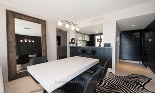 New Contemporary-style Luxury Vacation Apartment For Rent at Marbella-Benahavís Golf Resort on the Costa del Sol 11