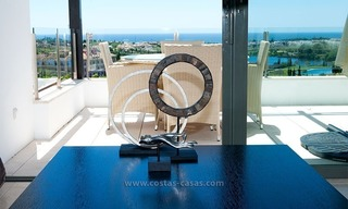 New Contemporary-style Luxury Vacation Apartment For Rent at Marbella-Benahavís Golf Resort on the Costa del Sol 5