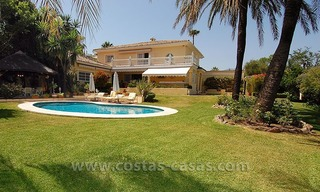 Golf villa to buy near San Pedro in Marbella 0